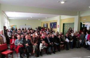 Παρουσιάστηκε στη Νέα Αμισό Δράμας το βιβλίο του Θεόδωρου Ρωμανίδη «Νέα Αμισός Δράμας (Τσάϊ τσιφλίκ), το χωριό του παππού μου» (φωτο)