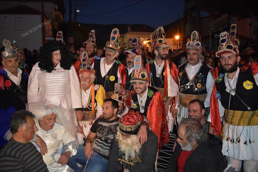 Τρεις γενιές Κοτσαμάνων χόρεψαν στον Τετράλοφο Κοζάνης (βίντεο)