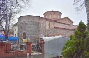 ΑΠΟΚΛΕΙΣΤΙΚΕΣ ΕΙΚΟΝΕΣ: Η ΤΡΑΠΕΖΟΥΝΤΑ.gr μπήκε μέσα στην Παναγία Χρυσοκέφαλο της Τραπεζούντας (φωτο)