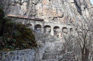 ΑΠΟΚΛΕΙΣΤΙΚΕΣ ΕΙΚΟΝΕΣ: Έτσι είναι η Παναγία Σουμελά στην Τραπεζούντα σήμερα ― Η μεγάλη ανακάλυψη ενός παρεκκλησιού (φωτο)