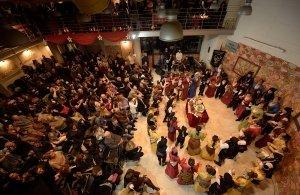 Μεγάλη γιορτή έγινε στην κοπή της βασιλόπιτας του «Φάρου» Αγίας Βαρβάρας (φωτο)