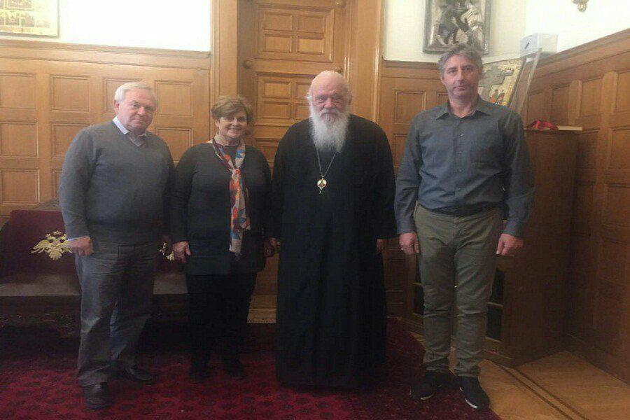 Με την ευχή του Αρχιεπισκόπου το συλλαλητήριο για τη Μακεδονία