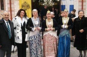 Τη μνήμη του Αγίου Ευγενίου τίμησε η Εύξεινος Λέσχη Χαρίεσσας