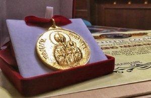 Με το χρυσό μετάλλιο της Σουμελιώτισσας τιμήθηκε η Εύξεινος Λέσχη Ποντίων Νάουσας (φωτο)