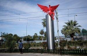 Το υπουργείο Πολιτισμού καταδικάζει τον βανδαλισμού του γλυπτού Phylax