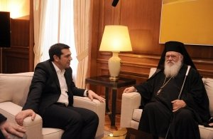 Τι συζήτησαν Τσίπρας-Ιερώνυμος για το Σκοπιανό