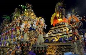Το Ρίο Ντε Τζανέιρο αναμένει 1,5 εκατομμύρια τουρίστες για το καρναβάλι