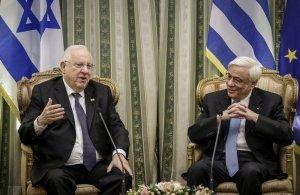 Με αναφορά στις γενοκτονίες των Ελλήνων το δείπνο Παυλόπουλου-Ρίβλιν