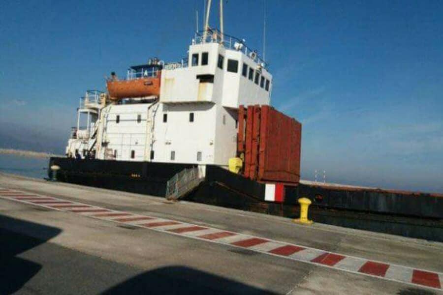 Μυστήριο στην Κρήτη με το πλοίο που μετέφερε 410 τόνους εκρηκτικά
