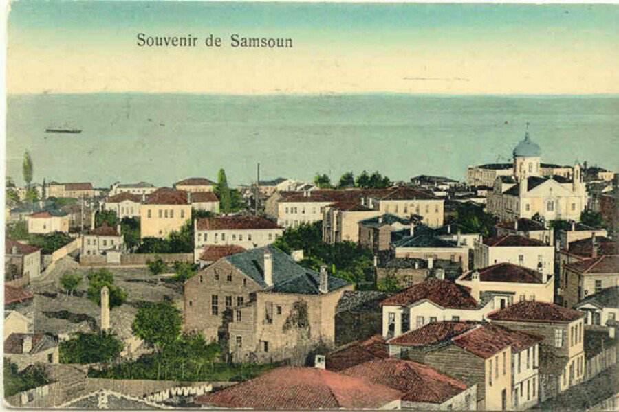 Σαμψούντα: Μια «αξιολογώτατη πόλη»