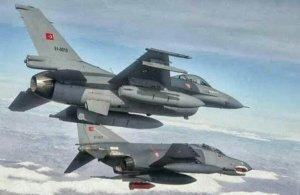 Τουρκικά μαχητικά αεροσκάφη παραβίασαν 34 φορές  τον εθνικό εναέριο χώρο