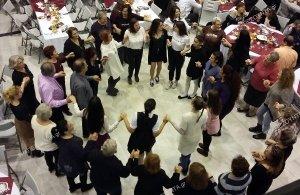 Βασιλόπιτα, πεϊνιρλί και πολύς χορός στην Ένωση Ποντίων Νίκαιας-Κορυδαλλού (φωτο)