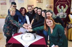 Με βραβεύσεις και πολύ χορό έγινε η κοπή της βασιλόπιτας στην Εύξεινο Λέσχη Χαρίεσσας