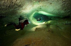 Ανακαλύφθηκε το μεγαλύτερο υποθαλάσσιο σπήλαιο του πλανήτη στο Μεξικό