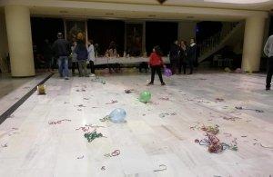 Αποκριάτικο πάρτι έγινε, μετά την πρόβα, στην Ένωση Ποντίων Νίκαιας-Κορυδαλλού