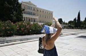 Η Αθήνα «πρωταθλήτρια» Ευρώπης σε καύσωνες και ξηρασίες