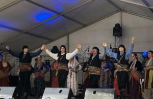 Ο «Ποντοξενιτέας» Σίδνεϊ στο Εθνικό Πολυπολιτισμικό Φεστιβάλ της Καμπέρας στην Αυστραλία