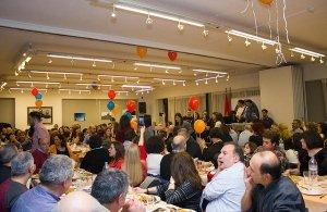 Η Αρμενική Νεολαία Ελλάδος γιόρτασε τα 70ά της γενέθλια στη Νίκαια