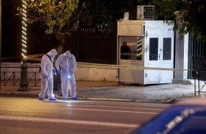 Επίθεση με χειροβομβίδα στο Αστυνομικό Τμήμα Καισαριανής