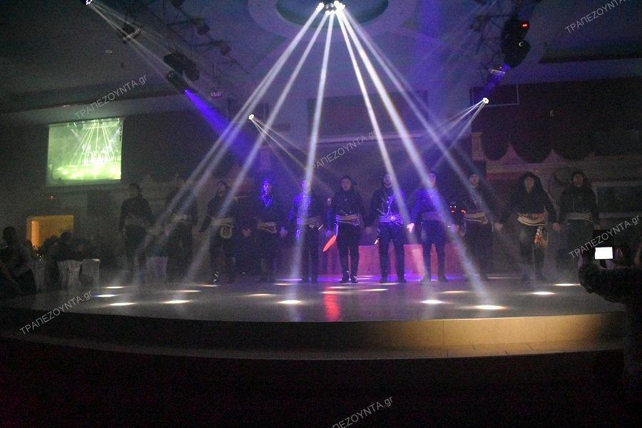 Ανατρίχιασε η σέρρα των «Ακριτών» Ασπροπύργου στον ετήσιο χορό τους (φωτο, βίντεο)