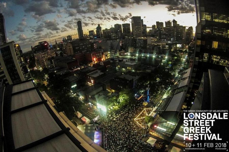 Η Μελβούρνη πλημμύρισε Ελλάδα — Μεγαλύτερο από ποτέ το Ελληνικό Φεστιβάλ της Λόνσντεϊλ