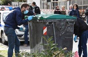 Νεκρό βρέφος βρέθηκε σε κάδο απορριμμάτων στην Πετρούπολη