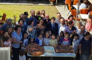 Έκοψε τούρτα για τα 60 χρόνια λειτουργίας του η Ποντιακή Αδελφότητα Νέας Νότιας Ουαλίας «Ο Ποντοξενιτέας» (φωτο)