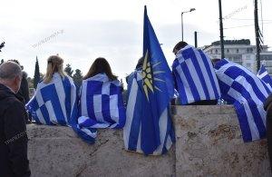 Συλλαλητήριο για την Μακεδονία στο Μόντρεαλ του Καναδά το Μάρτιο