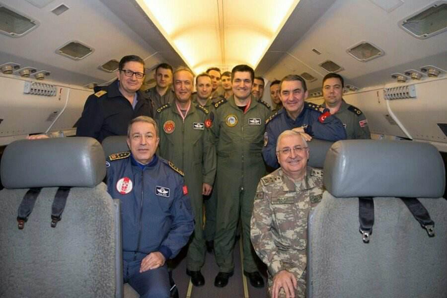 Τούρκος Επιτελάρχης: « Έχουμε τη δύναμη για στρατιωτική επιχείρηση στο Αιγαίο»