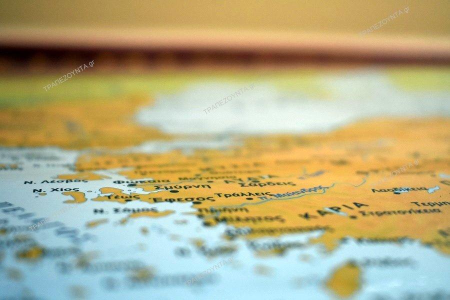 Διεθνές Συνέδριο με θέμα: «Πόλεις-λιμάνια και θαλάσσιοι δρόμοι στην Ανατολική Μεσόγειο και τη Μαύρη Θάλασσα (18ος- 21ος αιώνας)»