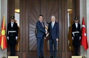 Ζάεφ: «Η Τουρκία είναι ένας από τους μεγαλύτερους υποστηρικτές μας»