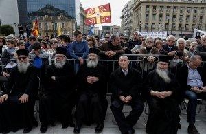 Διαδήλωση κατά των νέων βιβλίων θρησκευτικών πραγματοποιήθηκε στην Αθήνα