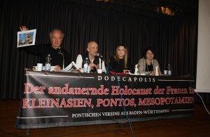 Συγκίνησε και προβλημάτισε το ακροατήριο η εκδήλωση «Το διαρκές ολοκαύτωμα των γυναικών στη Μικρά Ασία, στον Πόντο και τη Μεσοποταμία» στην Γερμανία (φωτο)