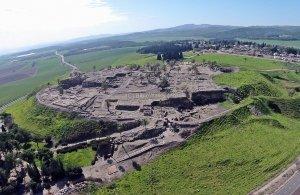Βασιλικός τάφος στην αρχαία Χαναάν ρίχνει φως στη βιβλική πόλη Μεγιδδώ