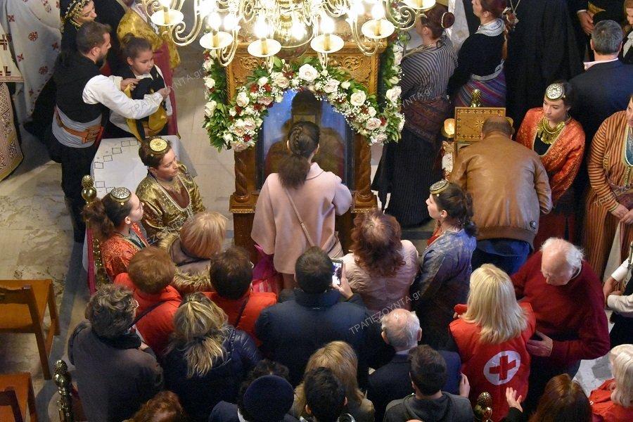 Στην Ορεστιάδα θα βρεθεί η θαυματουργή εικόνα του Αγίου Γεωργίου Περιστερεώτα — Οι πρώτες πληροφορίες