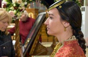 Με ποντιακές τιμές υποδέχτηκαν στην εικόνα του Αγίου Γεωργίου Περιστερεώτα στο Περιστέρι Αττικής (φωτο, βίντεο)