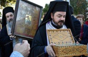 Ματαιώνεται ο μεγάλος πανηγυρικός εορτασμός του Αγίου Γεωργίου Περιστερεώτα στο Ροδοχώρι της Νάουσας