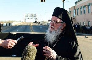Κάλεσμα για το συλλαλητήριο που θα γίνει στον ΟΗΕ απευθύνει ο αρχιεπίσκοπος Αμερικής Δημήτριος