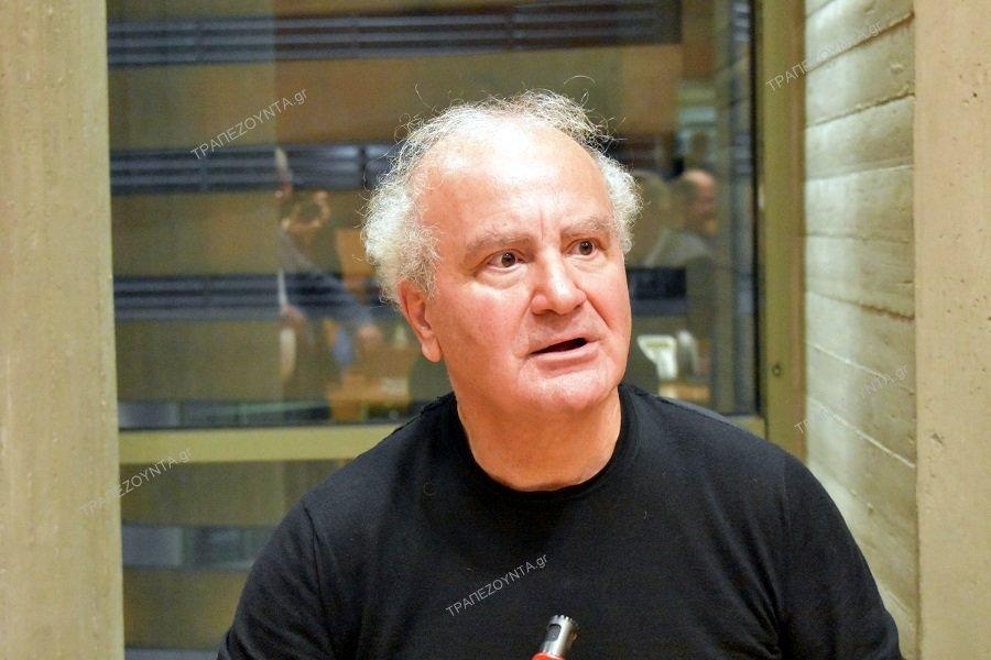 Μιχάλης Χαραλαμπίδης: «Μαυσωλείο των Υψηλαντών στο άλσος Ελληνικού — Πλατεία Υψηλαντών η πλατεία Κλαυθμώνος»