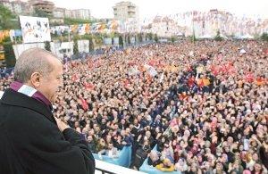Ερντογάν από Τραπεζούντα: Κανείς δεν έχει δικαίωμα να παίζει με την υπερηφάνεια των Τούρκων