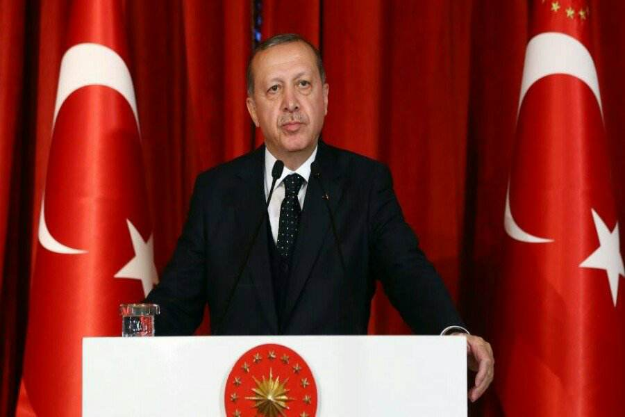 Του «ξέφυγε» του Ερντογάν: Οι Πόντιοι δεν είναι Τούρκοι