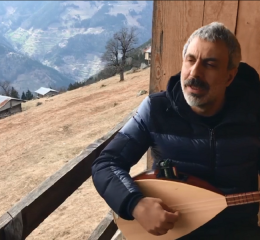 Ρωμαίικα τραγωδίας με φόντο τις χιονισμένες Άλπεις του Πόντου (βίντεο)