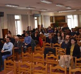 Μέσα από δεκαεπτά εισηγήσεις αναπτύχθηκε όλο το φάσμα της ποντιακής μουσικής, στην επιστημονική ημερίδα της Έδρας Ποντιακών Σπουδών, στη Θεσσαλονίκη