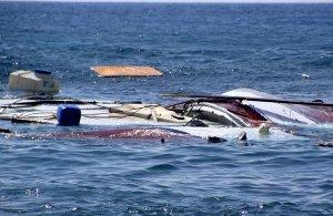 Τραγωδία στο Αγαθονήσι: 14 μετανάστες νεκροί σε ναυάγιο, τα 4 παιδιά