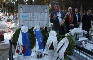 Η Θεσσαλονίκη τίμησε τη μνήμη του Πόντιου επαναστάτη πολιτικού, Γιάννη Πασαλίδη