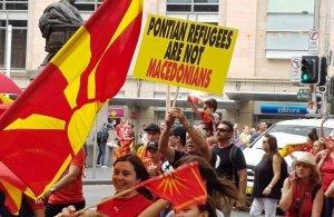 Με ύβρεις ακόμα και στα θύματα της Γενοκτονίας έγινε η εκδήλωση των Σκοπιανών στο Σίδνεϊ της Αυστραλίας