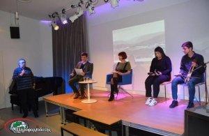 Το μυθιστόρημα της Γιώτας Ιωαννίδου «Σοχούμ» παρουσιάστηκε στην Βέροια (βίντεο)