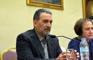 Παρουσιάστηκε η «Χαλαμονή» του Αντώνη Παυλίδη στο Πνευματικό Κέντρο Κωνσταντινουπολιτών (φωτο)