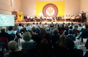 Η Ένωση Ποντίων Ωραιοκάστρου παρουσίασε το αναλόγιο «Κωνσταντίνου Πόλις»