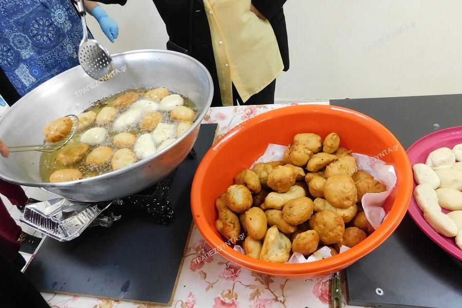 Η ποντιακή κουζίνα για 4η συνεχόμενη χρονιά έχει την τιμητική της στο Θρυλόριο της Κομοτηνής